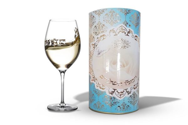 כוס יין מהודרת